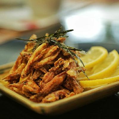 Korean Crispy Shrimp